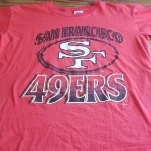1993 san Francisco 49'ers tee